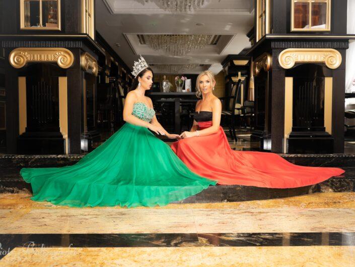 Paulina Polak i Daria Nowak – hotel Dana