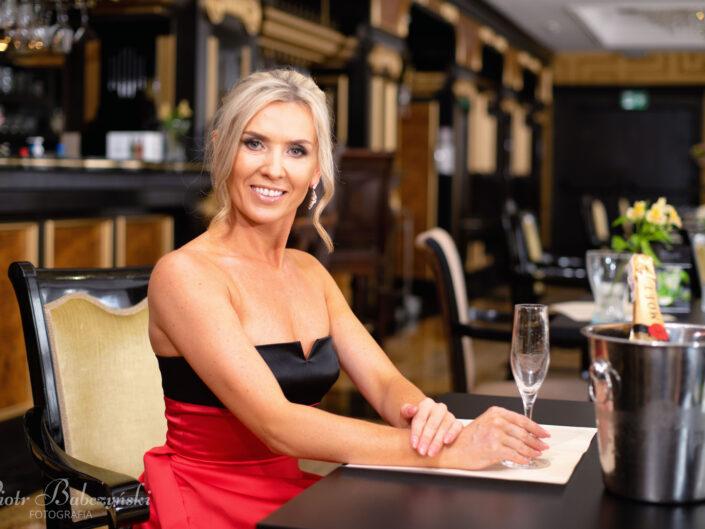 Sesja biznesowa, Hotel Dana