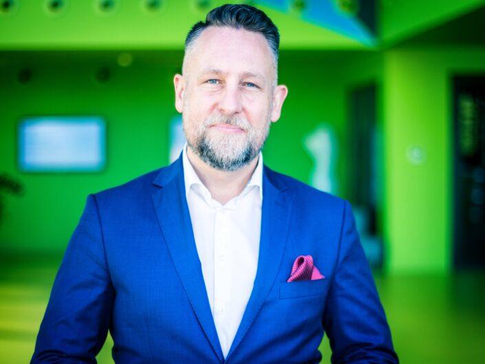 Sesja Biznesowa – Daniel Suchar