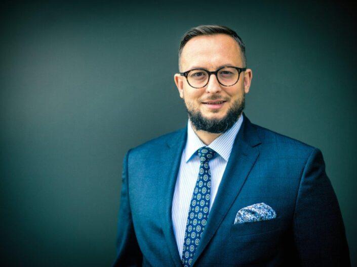 Przemysław Kram – sesja biznesowa