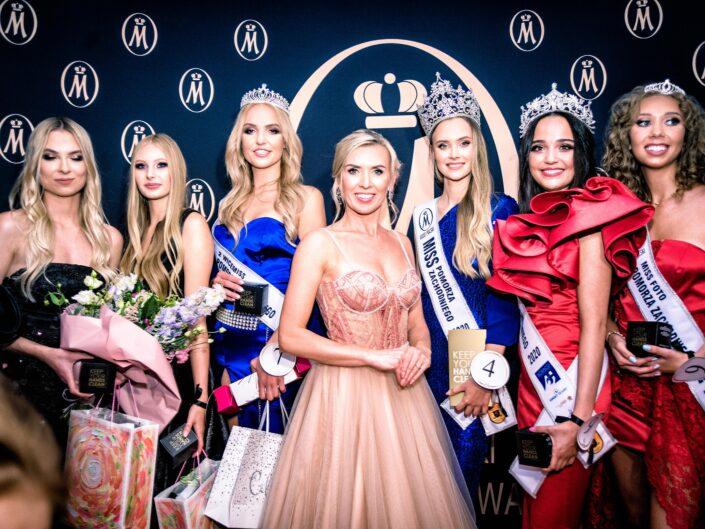 Finał Miss Pomorza Zachodniego 2020 w Binowie
